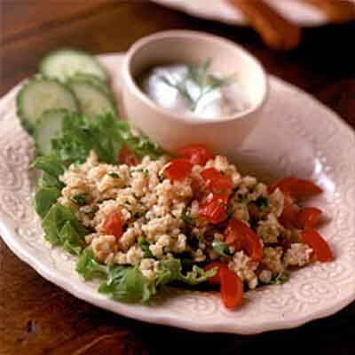 Middle Eastern Salad Recipe
