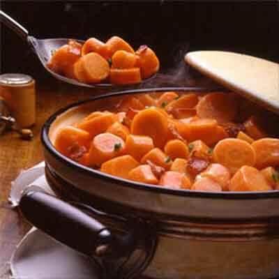 Sweet & Smoky Carrots Image
