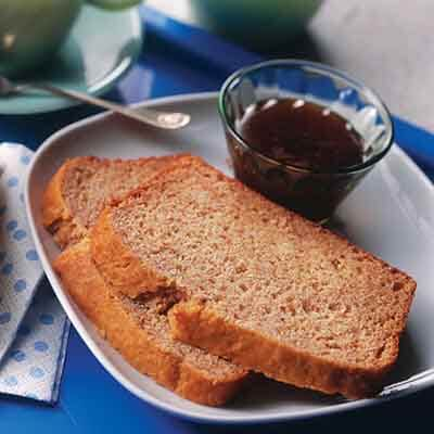 Buttermilk Bread With Spiced Honey Image