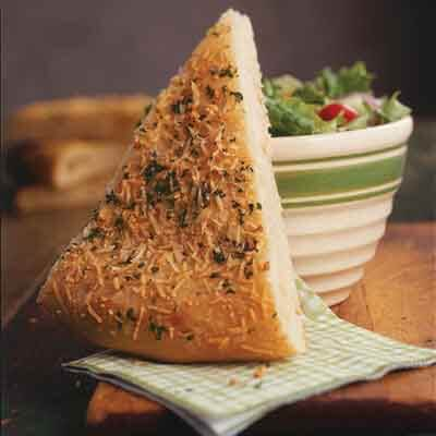 Garlic Parmesan Focaccia Image