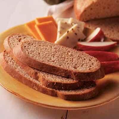Swedish Rye Bread Image