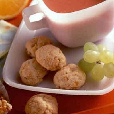 Crunchy Cheddar Bites Image
