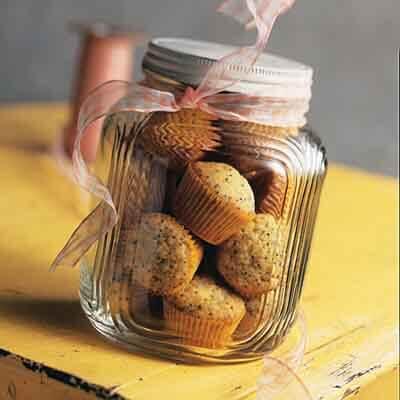 Mini Poppy Seed Muffins Image