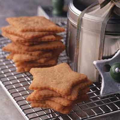 Mom's Butter Cookies Recipe