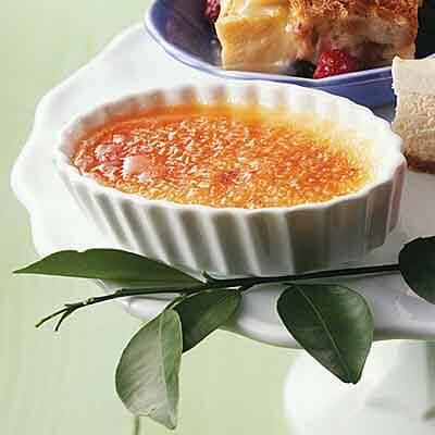 Gingered Crème Brûlée Image