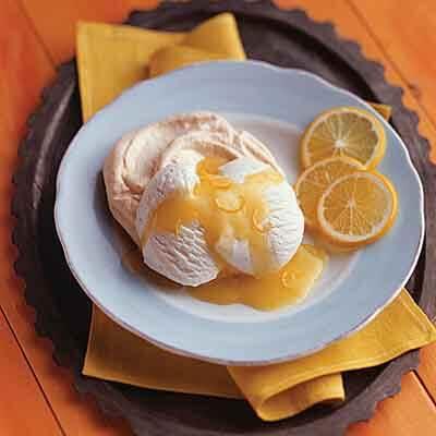 Lemon Butter Meringue Dessert Recipe