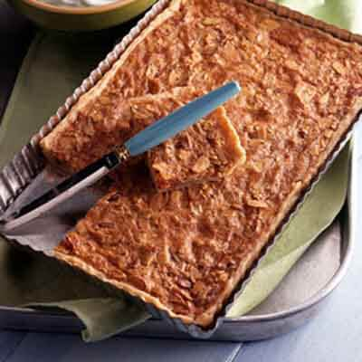 Toasted Almond Tart Image