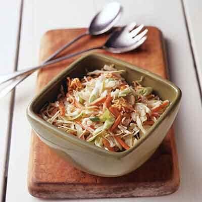 Cabbage & Noodle Salad Image