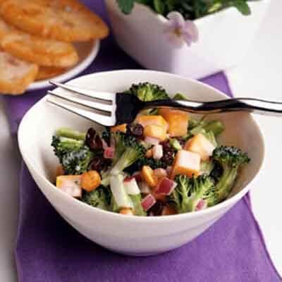 Broccoli Peanut Toss Image