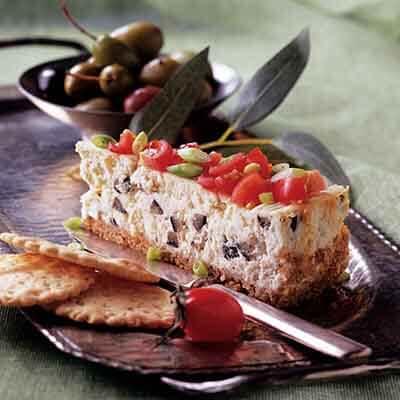 Feta Cheesecake Image