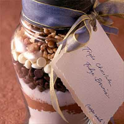 Triple Chocolate Fudge Brownie Mix Image