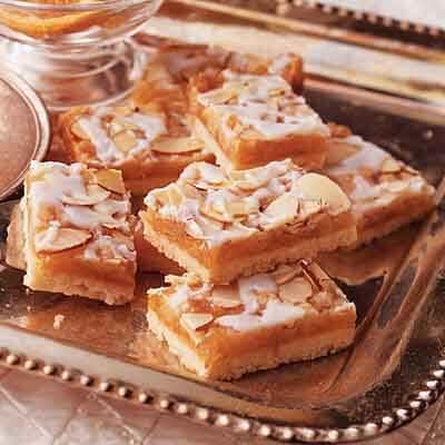Fruit & Almond Bars Image