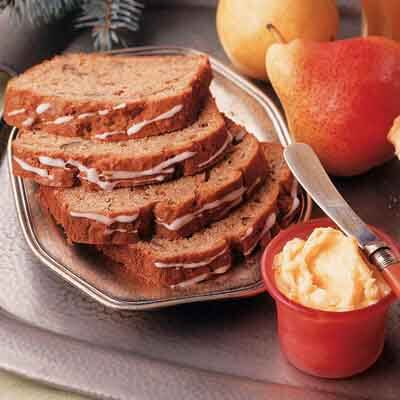 Spiced Pear Bread Image