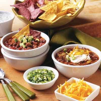 Barbecued Beef Chili Image