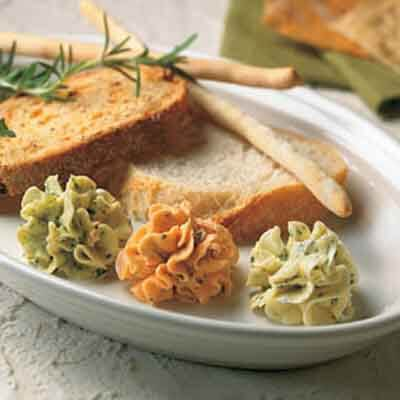 Pesto Cheese Butter Image