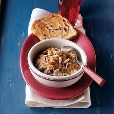 Creamy Baked Oatmeal Image