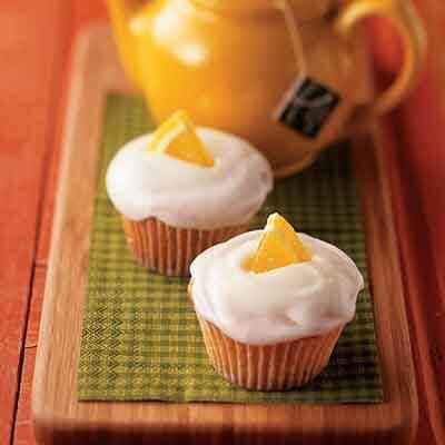Tea Party Lemonade Cupcakes Image