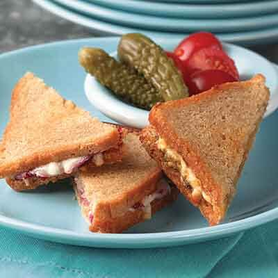Grilled Cheese Appetizer Recipe