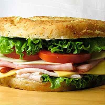 Monster Sandwich Image