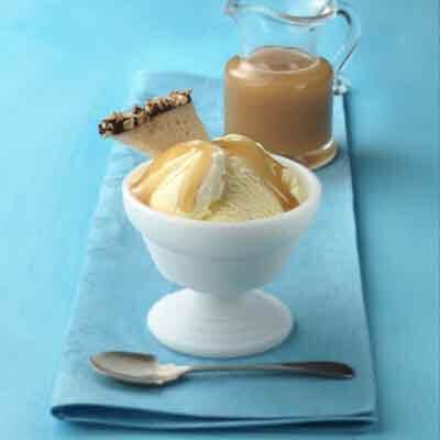 Tres Leches Homemade Ice Cream Image