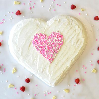 Raspberry Filled Cake Recipes