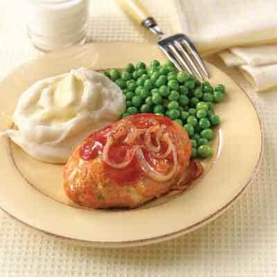 Mini Turkey Meat Loaves Image