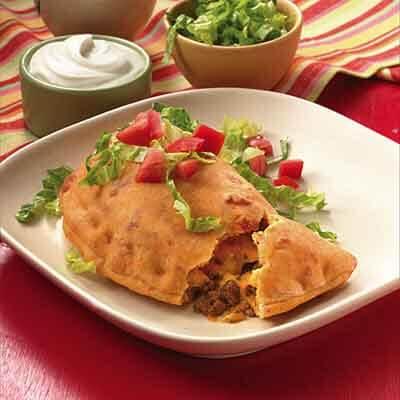 Taco Calzones Image