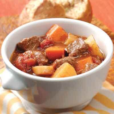 Hearty Slow Cooker Beef Stew Image