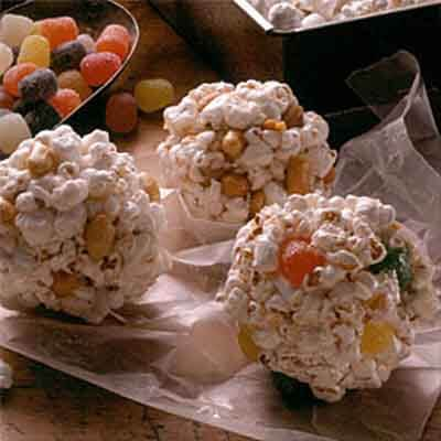 Favorite Popcorn Balls Image