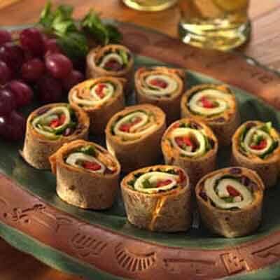 Veggie Wrap-Ups Image