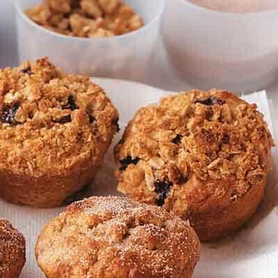 Blueberry Lemon Muffins Image