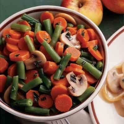 Seasoned Vegetable Medley   Image