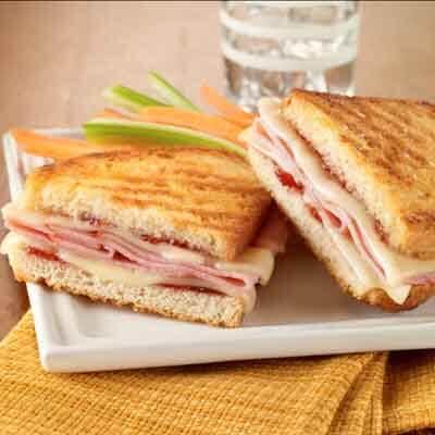 Ham & Swiss Melt Image