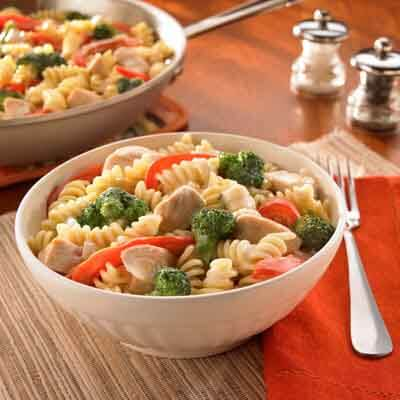 Chicken and Noodles Recipe