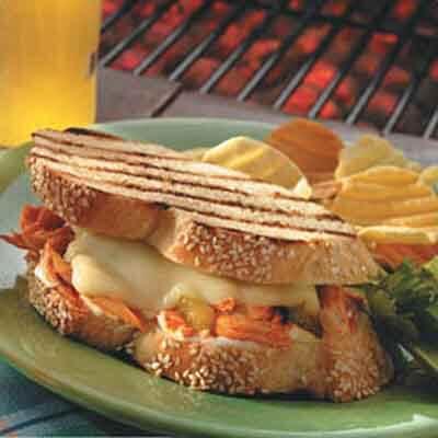 Buffalo Blue Sandwich Image