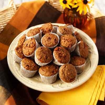 Harvest Bran Muffin Bites Image
