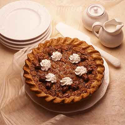 Decadent Chocolate Pecan Pie Image