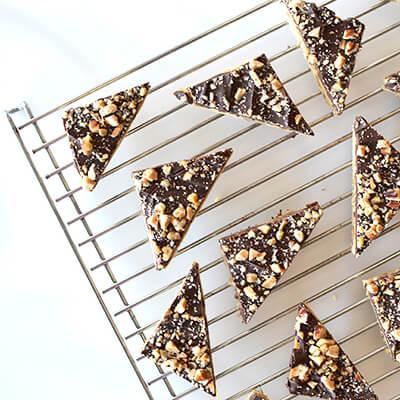 Brown Sugar Praline Bars