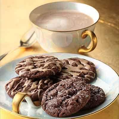 Chocolate Chai Cookies Recipe