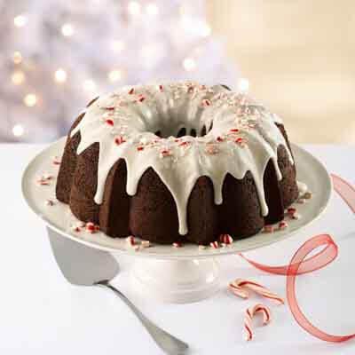 Gluten Free Peppermint Cake Recipe