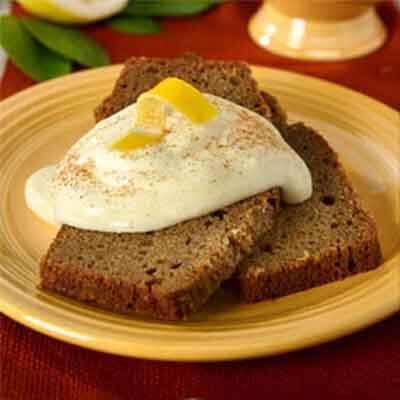 Gingerbread Pound Cake Recipe