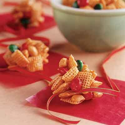 Chewy Candy Crunch Clusters Image