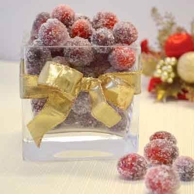 Sugared Cranberries Image