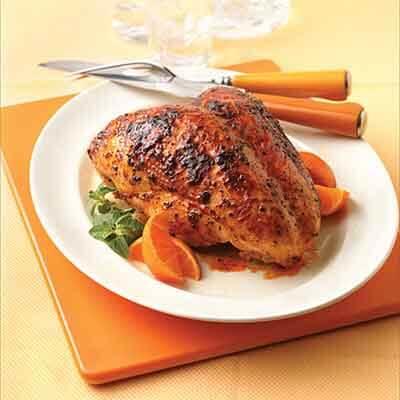 Brined Chipotle Orange Turkey Breast Image