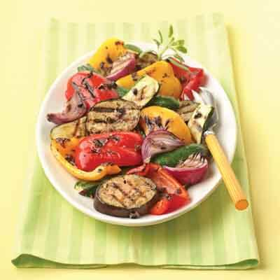 Grilled Vegetable Salad Image