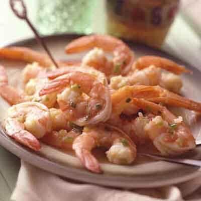 Sweet & Spicy Shrimp Image