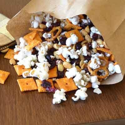 Savory Snack Toss Image