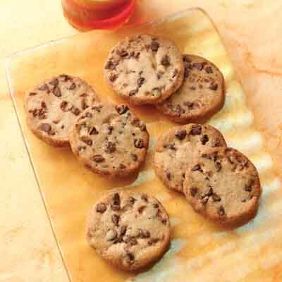 Cinnamon Chocolate Chip Rounds Image