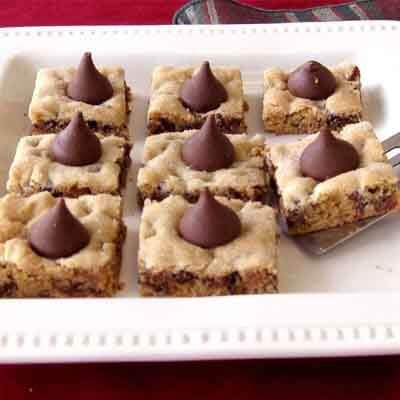 Double Chocolate Peanut Butter Bars Image