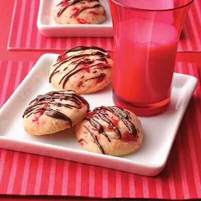 Festive Cherry Drops Image